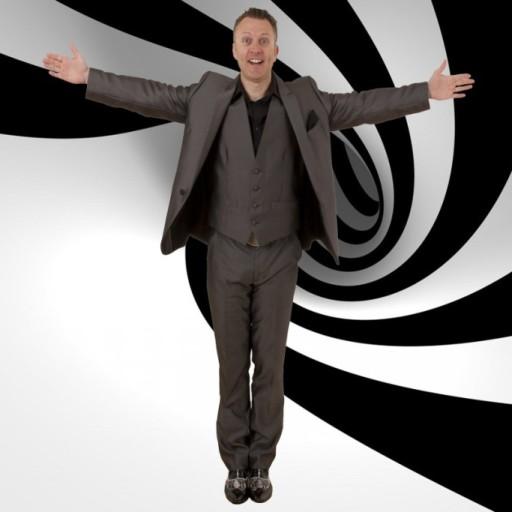 John Penman is the Stage Hypnotist