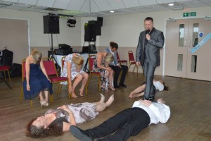 Stage Hypnosis by John Penman the best in the business